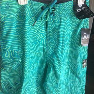 New w/tags Volcom Board Shorts